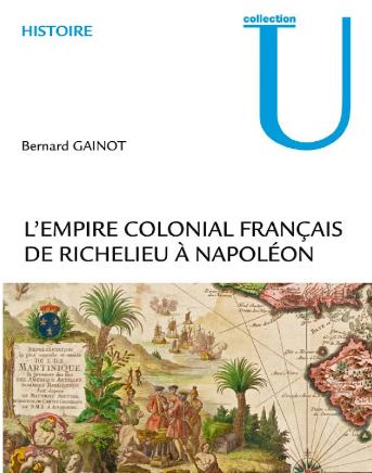 Gainot L'empire colonial